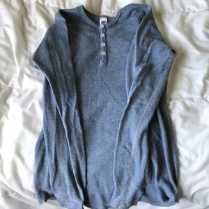 Other - Blueish Gray Shirt